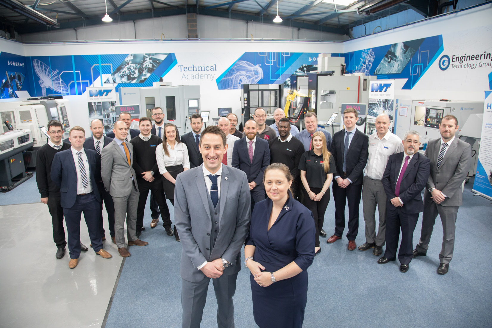 Technical partners behind the £3m Technical Academy in the West Midlands