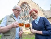 Albrighton Beer Festival (arty)