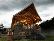 Eco House design by JDP