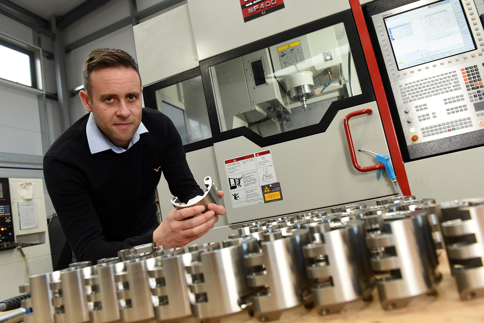 Andy Wilson, Director of Wilson Manufacturing