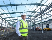 Lee Ball, General Manager at Protolabs in Telford