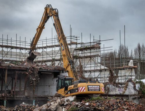 Rolls-Royce and ITV projects lead to £5m milestone for Bristol demolition specialist