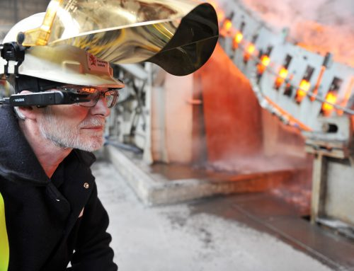 New 'Augmented Reality' deal to help steel industry protect vital skills and move towards net zero